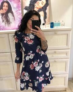 Платье короткое современное Я8324