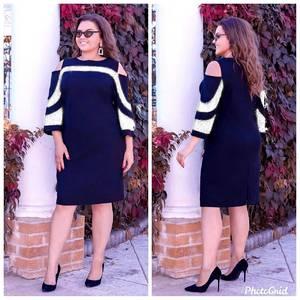 Платье короткое нарядное Ш8322