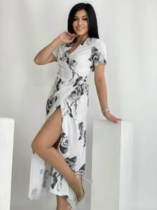 Платье длинное нарядное А41224