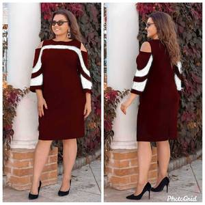 Платье короткое нарядное Ш8323