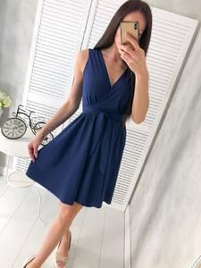 Платье короткое нарядное Ц6475