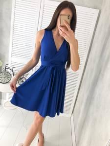 Платье короткое нарядное Ц6476