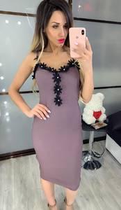 Платье короткое облегающее Ц9053
