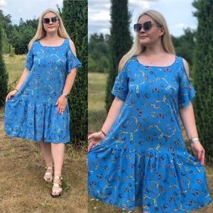 Платье короткое летнее Ч4382