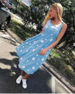 Платье короткое современное Я7686