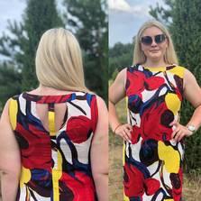 Платье Ч4387