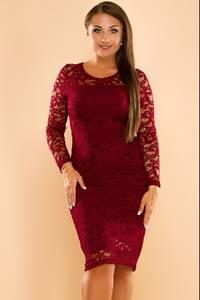 Платье короткое нарядное Х9816