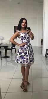 Платье Ц8347