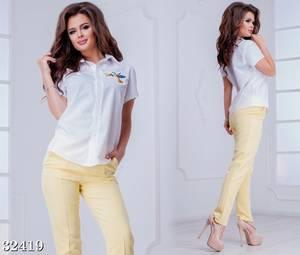 Костюм летний модный Ч1753