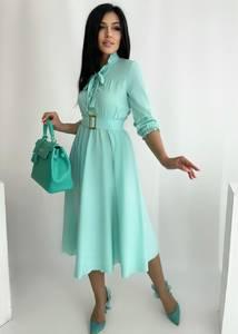 Платье длинное нарядное А41220