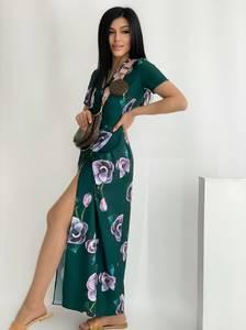 Платье длинное нарядное А41223