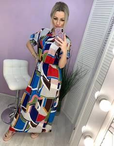 Платье длинное нарядное Ч4372