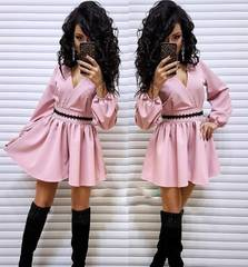 Платье У9052