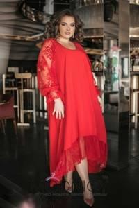 Платье длинное нарядное Я0955