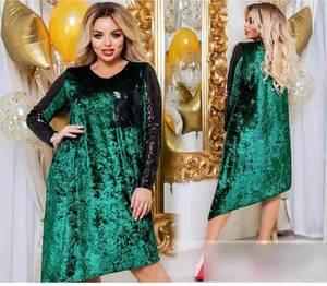 Платье короткое нарядное Ш8334
