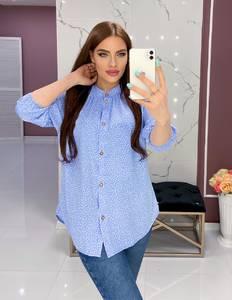 Рубашка с коротким рукавом А32816