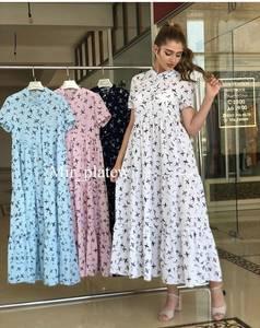 Платье длинное нарядное А34785