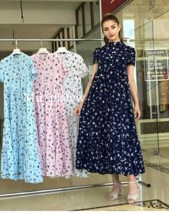 Платье длинное нарядное А34786