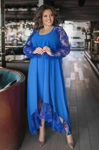 Платье длинное нарядное Я0953