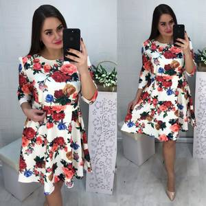 Платье Х3477