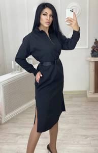 Платье короткое повседневное А27259