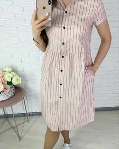 Платье короткое летнее А37506