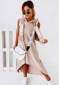 Платье длинное летнее А39709