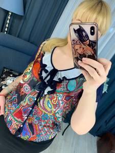 Блуза нарядная Я2518