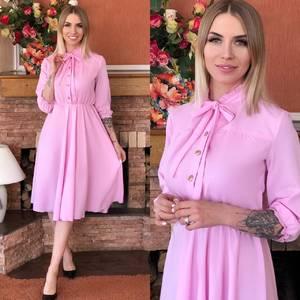 Платье короткое современное Я2519