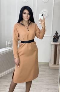 Платье короткое повседневное А27260