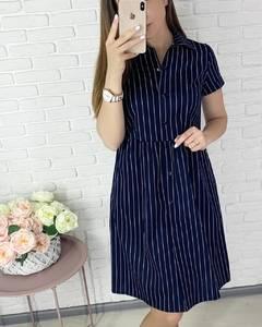 Платье короткое летнее А37507