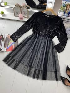 Платье короткое современное А59617