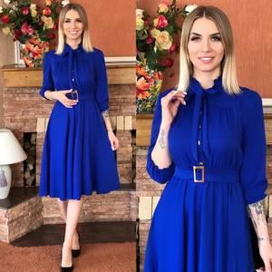 Платье короткое современное Я2520