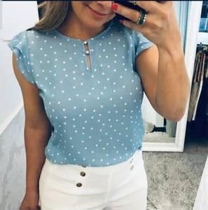 Блуза летняя А39715