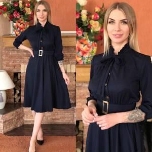 Платье короткое современное Я2523