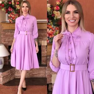 Платье короткое современное Я2524