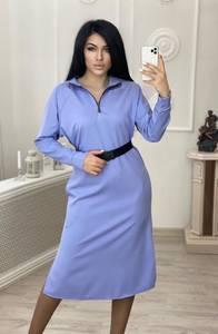 Платье короткое повседневное А27262