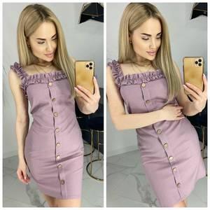 Платье короткое летнее А37513