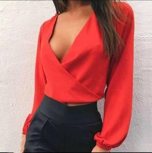 Блуза с длинным рукавом Ц1501