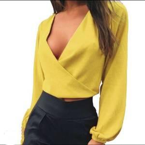 Блуза с длинным рукавом Ц1502