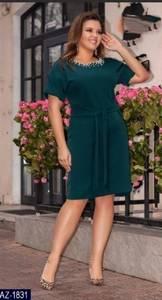 Платье короткое нарядное Ч4539