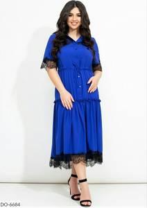 Платье длинное нарядное А27956