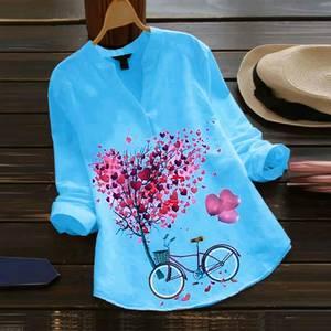 Блуза нарядная А40391