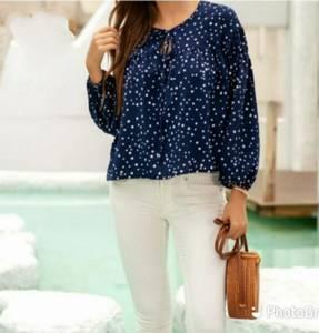Блуза нарядная А34817