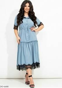 Платье длинное нарядное А27957