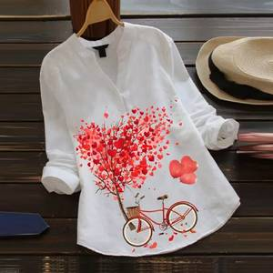 Блуза нарядная А40392