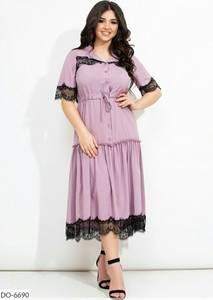 Платье длинное нарядное А27958