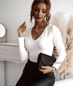 Блуза с длинным рукавом А29040