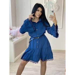 Платье короткое нарядное А34834