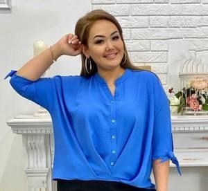Блуза нарядная А34838